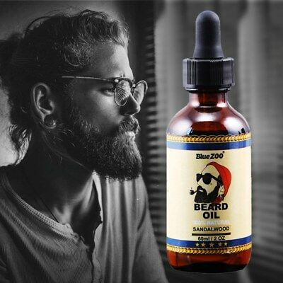 BEARD Oil - Huile à barbe, 60ml - Sandalwood
