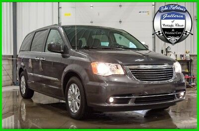 2015 Chrysler Town & Country 4dr Wgn Touring 2015 4dr Wgn Touring Used 3.6L V6 24V Automatic FWD Minivan/Van LCD