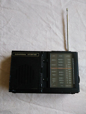 Grundig Hit Boy 100 3 Band Radio