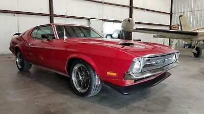 1972 Ford Mustang Fastback 1972 Mustang Fastback