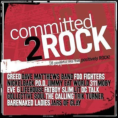 Committed 2 Rock by Various Artists (CD, Jan-2004, Time/Life Music)