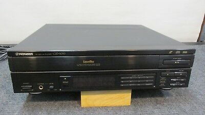 Vintage Pioneer CLD-1070 CD CDV LD Laserdisc Player PARTS ONLY