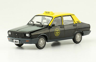 Renault 12 TL - Taxi (1994) Diecast Car 1:43 Service Cars from Argentina