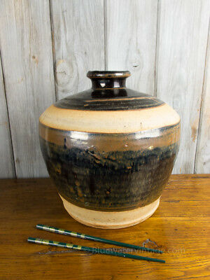 Fine Certified Antique Chinese Porcelain Pottery stoneware Jar Shanxi OCT59