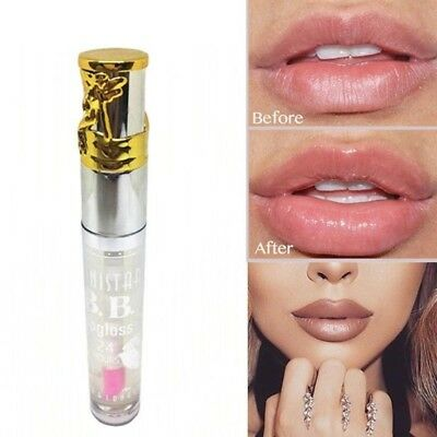 24 Hours Waterproof Liquid Lip Plumper Enhancer Lipstick Volume Lip Gloss New Z