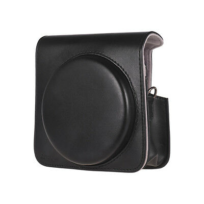 Andoer Protective Case PU Leather Bag with Adjustable Strap for Fujifilm E5B4