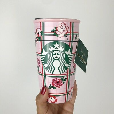 Starbucks Ban Do Double Walled Traveler Christmas Limited Edition 12oz 355ml