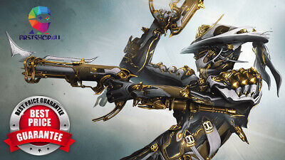 Paid consultation on Warframe (PC) and a Mesa Prime set as a gift