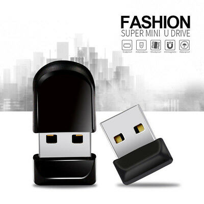 4GB 8GB 16GB 32GB Super Mini USB 2.0 Flash Memory Stick Pen Drive Storage U Disk