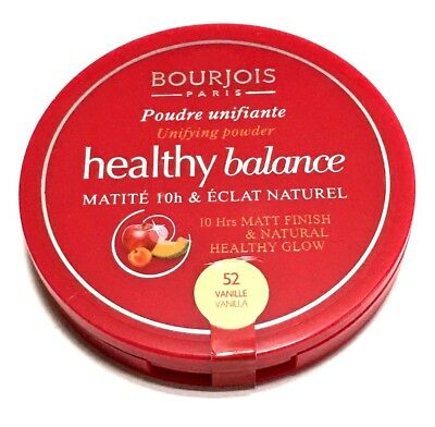 Bourjois Healthy Balance Unifying Powder 52 Vanilla
