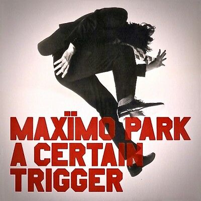 WARP LP WARPLP130B: Maxïmo Park - A Certain Trigger  - 2015 UK SEALED