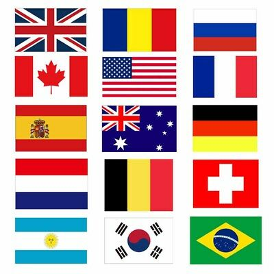 New Design 3'x5' FT National World Country Flag America Panama UK Germany Flags
