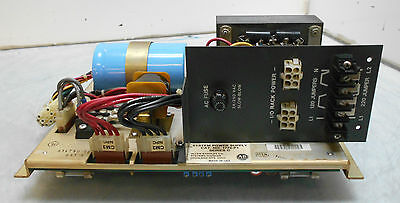 Allen Bradley AC Power Supply Module, # 1772-P1, Series C, Used, WARRANTY