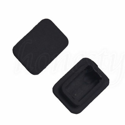 2PC Bottom Rubber Door Cover Port Skin Rubber For Canon 5DII 5D2 40D 50D 7D 5DII