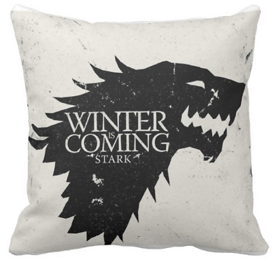 Cuscino Trono Di Spade Game Of Thrones Winter Is Coming - 1