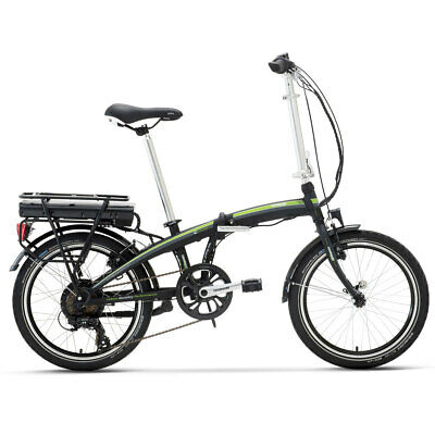 Portable 6 Speed Electric 36V 20 Inch 50.8cm Ischia Folding E-Bike in 2 Colours