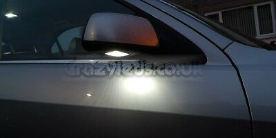 Ford Mondeo MK3 2000-2007 Mirror Puddle light LED bulb replacement