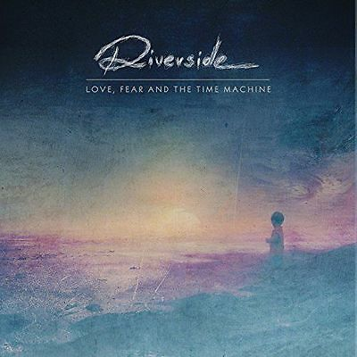 Love, Fear and the Time Machine RIVERSIDE ltd 2 cd set ( free shipping)