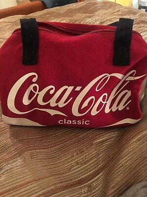 New With Tags Coca Cola Can Tote Bag Coke NEW