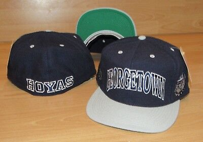 competitive price a472a ed6ef American Needle Georgetown Hoyas NOS Vintage Hat Cap Fitted Men s Size 7 ...