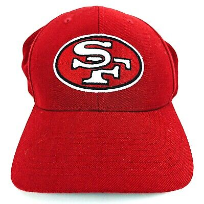 de27d3f131f San Francisco 49ers Mitchell   Ness Snapback Hat - NFL Vintage Collection