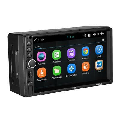 7in Android Car Stereo MP5 Player GPS Navigation RDS FM/AM Radio U Disk AUX P4PM