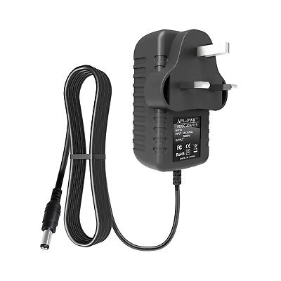 UK Mains Plug Power Supply Adapter for BT YouView Humax DTR T2100 Box