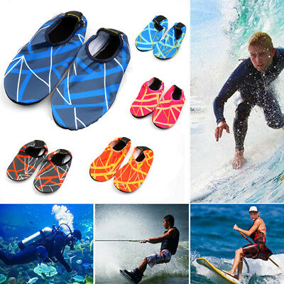 Kids Adults Neoprene Swimming Diving Socks Snorkel Surfing Beach Game Aqua Shoes