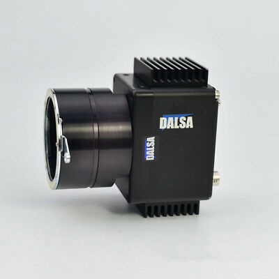 1pcs Used DALSA P2-22-04K30 black and white CCD line camera