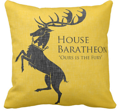 Cuscino Trono Di Spade Game Of Thrones Winter Is Coming - 5 Baratheon