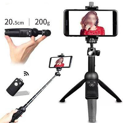 Portable Mini Flexible Selfie Stand Tripod Mount Holder For Smartphone Cameras