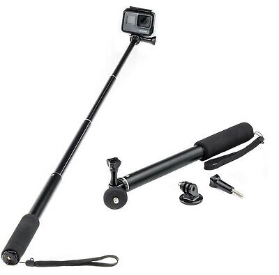 Extendable Selfie Stick Monopod for Xiaomi Yi Camkong Action Camera