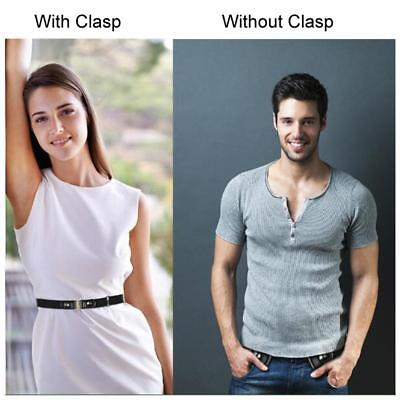 Buckle-Free Elastic Belts Women's Invisible Belt for Jeans No Bulge Hassle NEW P