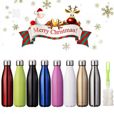 KING DO WAY Insulated Stainless Steel Water Vacuum Bottle Flask...