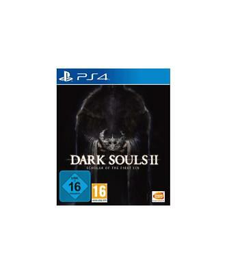 Dark Souls II: Scholar of the First Sin PS4 PS4 Neu & OVP