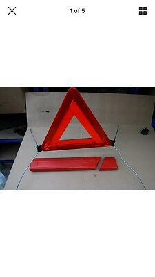 Mercedes W163 Ml M Class Hazard Warning Triangle 8Rw004563-001 Hella