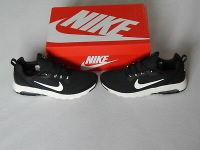 brand new 09ae3 a1a9c Nike Air Max Motion Racer Mens Black Shoes Trainers Uk 7 , New 916771 001