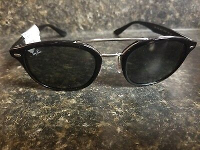 2cdd6d4566 RAY-BAN RB2183 901 71 Highstreet Black Green Sunglasses - 53 21 145 ...