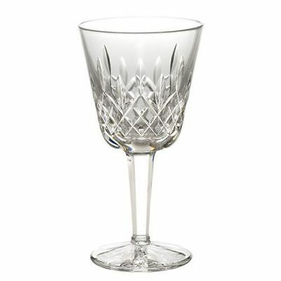 """Waterford Crystal Lismore 5.75"""" 4 oz Claret Small Wine Goblet Glass """"FLAW"""" AS-IS"""