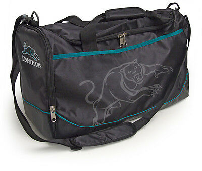 Penrith Panthers NRL Sports Travel Bag! School Bag! Shoulder Bag! BNWT's!