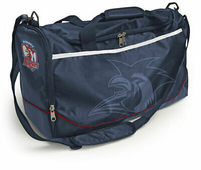 Sydney Roosters NRL Sports Travel Bag! School Bag! Shoulder Bag!