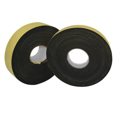 Draught Excluder Foam Tape Weather Seal Strip Insulation Door Window Sticky