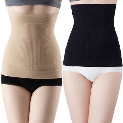 Womens Body Shaper Tummy Control Waist Cincher Girdle Belt Body Underbust Corset