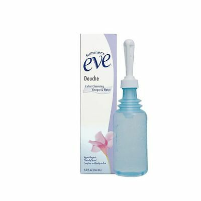 Summer's Eve Douche - Extra Cleansing Vinegar & Water 133ml