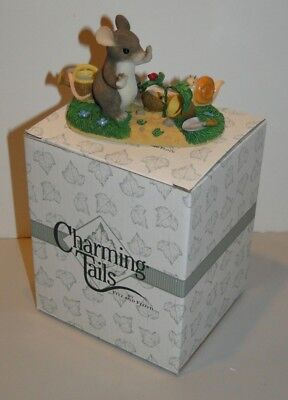 Charming Tails 97/12 A Growing Friendship In Box Fitz & Floyd 742414182360
