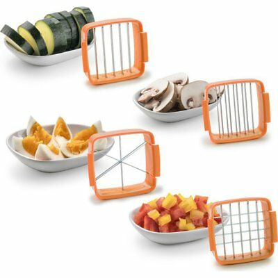 5 In 1 Multifunctional Dicer Quick Magice Cutter Vegetables Fruit Dicer good job
