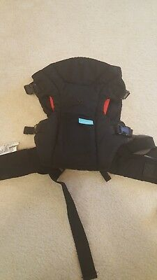 Infantino Flip 4-in-1 Convertible Baby Carrier - Black