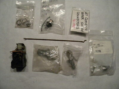 MISC 1961-1967 CORVETTE Original Parts Liquidation! (headlight switch/locks/wire