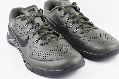 cheap for discount 602db 7b545 Nike Metcon 4 AMP Leather Mens Multi Size Training Shoes AQ1192 001 Crossfit