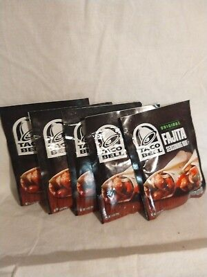 Taco Bell Value Pack. Free shipping (5) packs